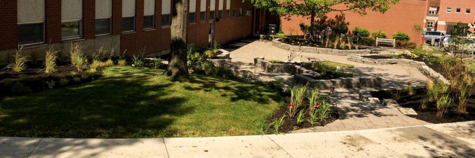 Award Of Landscape Excellence  Winner Best Pavers - 2017